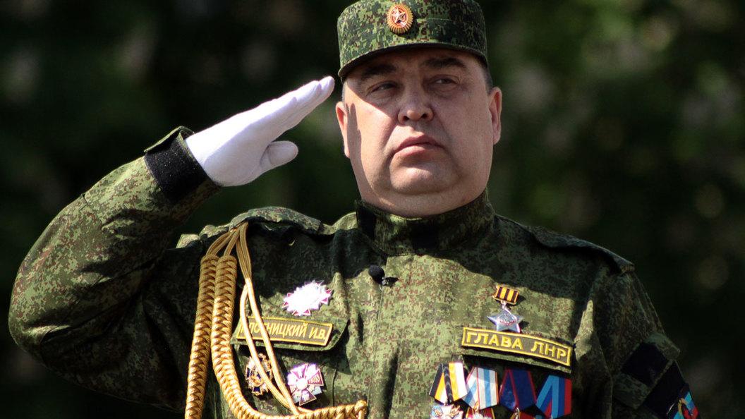 Луганск: Госпереворот в интересах Киева?
