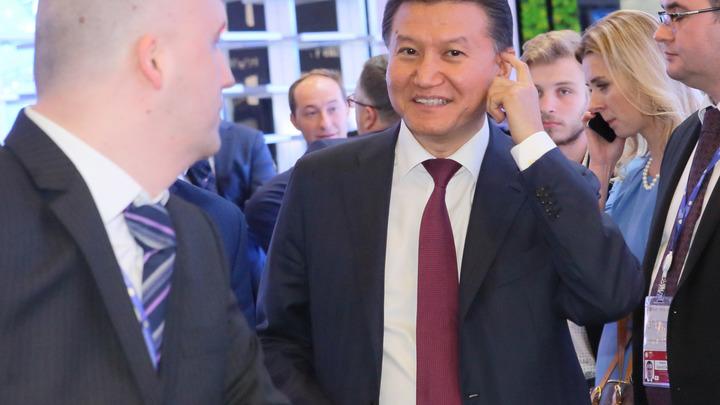 Ход конем: РШФ поддержала кандидатуру Кирсана Илюмжинова - видео