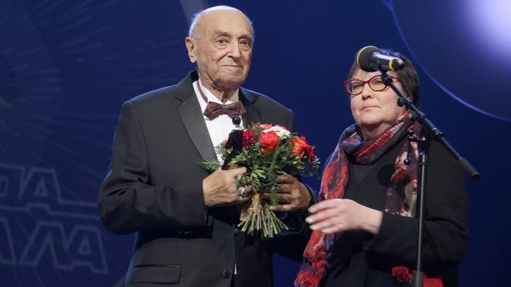Этуш получил от Путина орден «За заслуги перед Отечеством» I степени