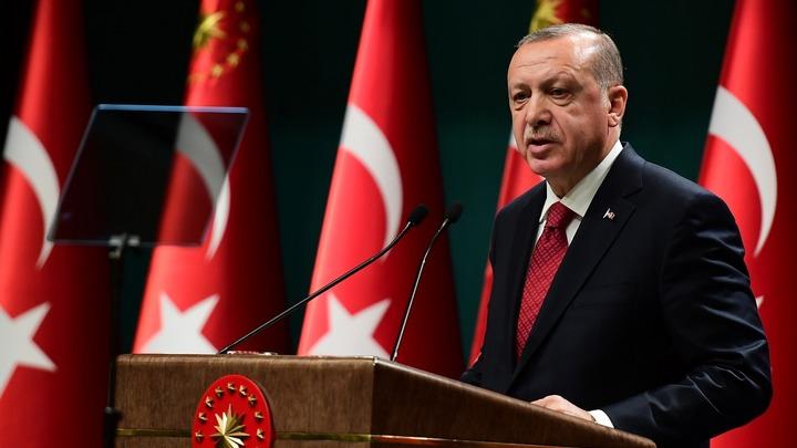 Эрдоган пригрозил Израилю