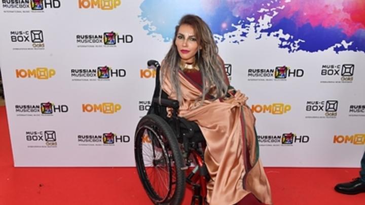 Нервы сдали: В полуфинале «Евровидения» Самойлова забыла слова - видео