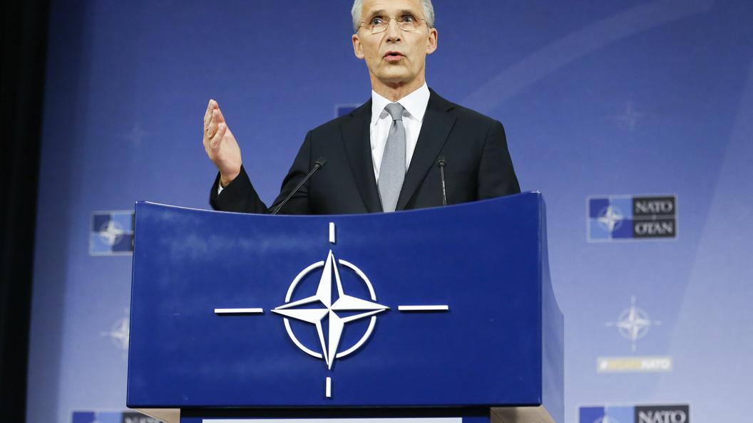 Столтенберг едет кТрампу говорить осаммите НАТО