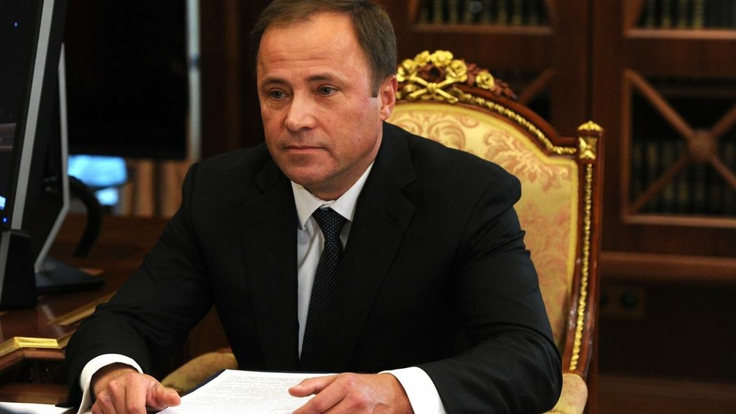 Руководитель Роскосмоса Комаров заработал в 2017-ом году неменее 108 млн руб.