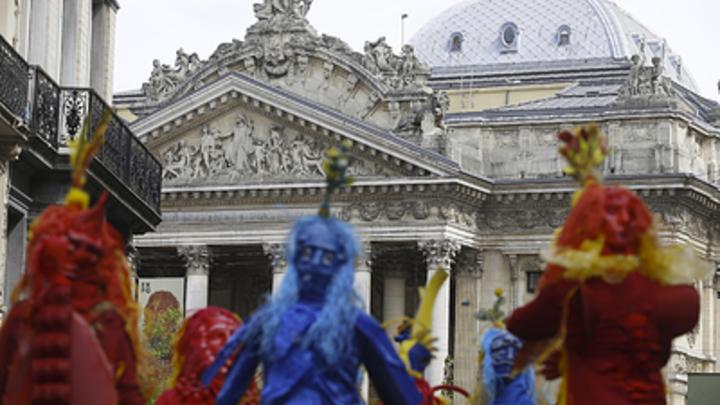Российские либералы в панике: В Брюсселе им рассказали, как любят Путина