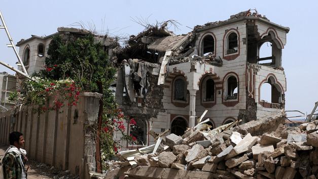 Русская пшеница уцелела при ракетном обстреле в Йемене