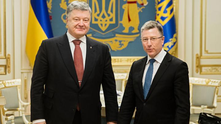 Волкер поставил Москве условие для своей поездки в Донбасс