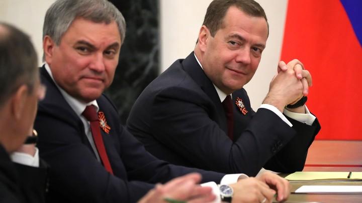 Медведев обсудит с членами кабмина повышение пенсионного возраста
