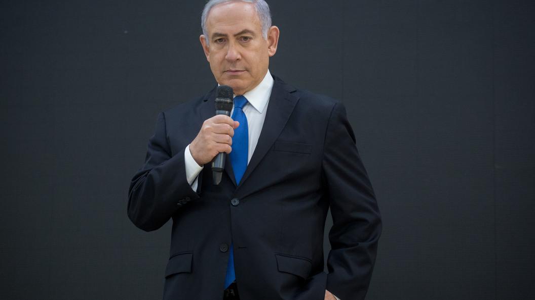 Израиль не исчезнет Нетаньяху попытался оправдаться за террор на палестинской границе