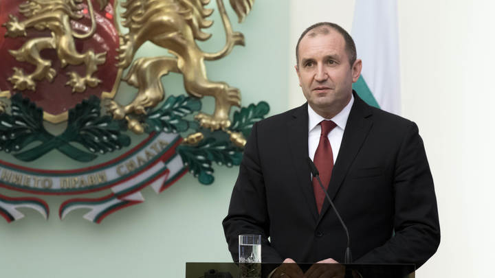 Радев предложил России строить газопровод «Болгарский поток»