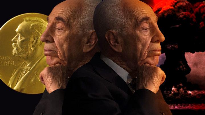 Два лика Шимона Переса