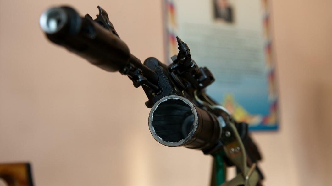 «Калашников» обнародовал видео испытаний пистолета-пулемета «Витязь»