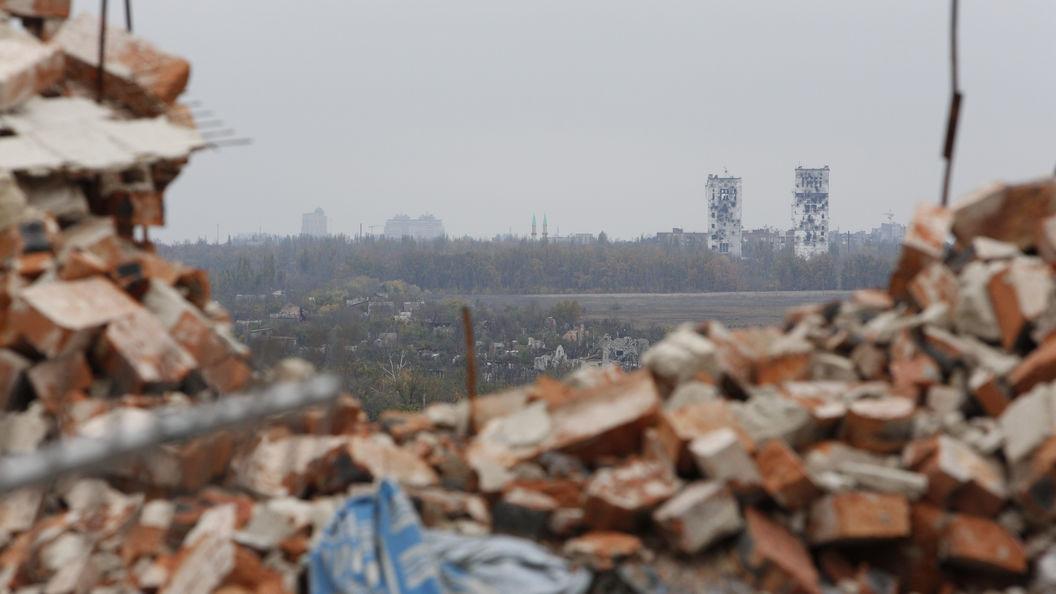 ВСУ обстреляли четыре поселения на территории ЛНР