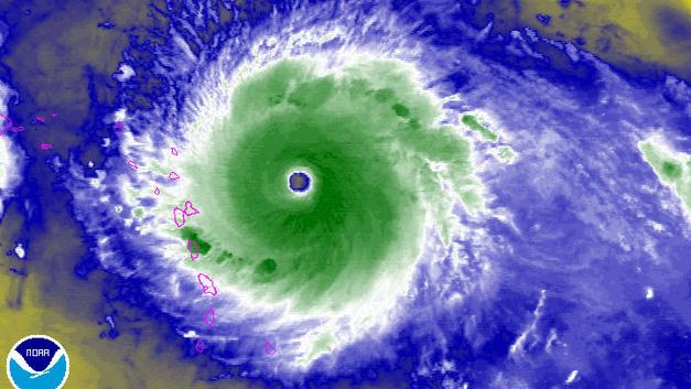 Кубу штормит: Из-за «Альберто» эвакуировано свыше 5000 человек