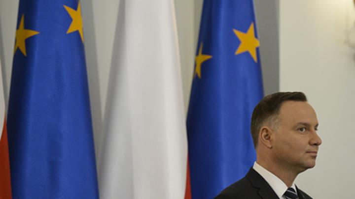 Дуда обвинил Россию в подрыве лучшей национальной инвестиции США