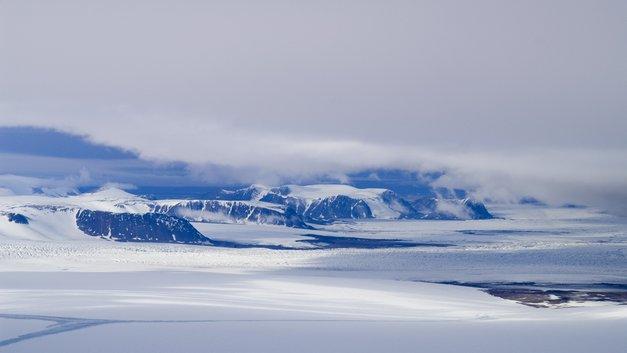 Украинский ученый едва спасся в Антарктиде