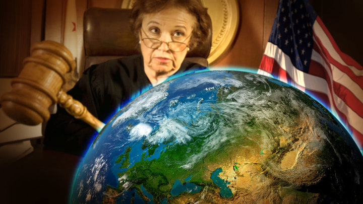 Американские законодатели заложили бомбу под президентство Трампа