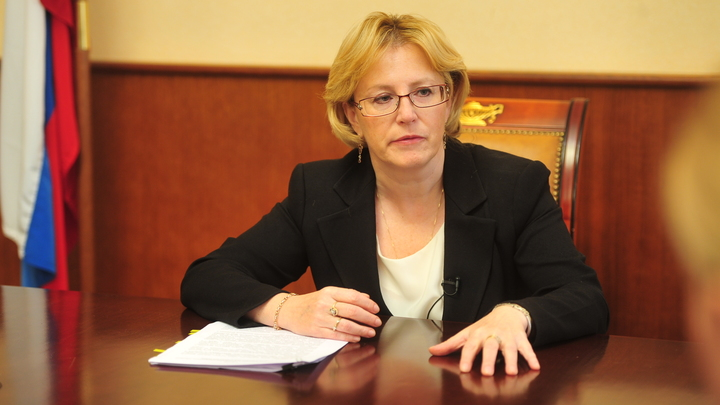 Скворцова назвала путь к увеличению числа приверженцев ЗОЖ в России