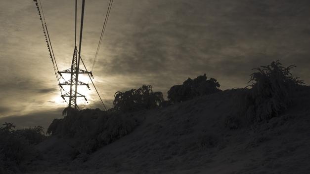 Ураган оставил 10 тысяч человек в Нижегородской области без света