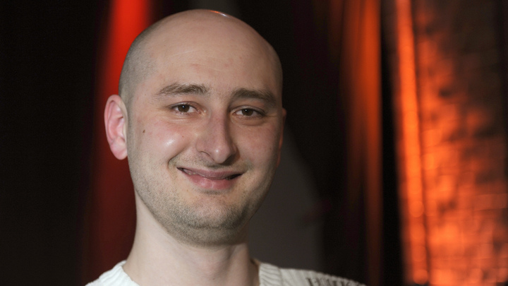 «На Украине психиатры хорошие есть»: Бабченко повторил свое обещание проехать по Тверской на «Абрамсе»