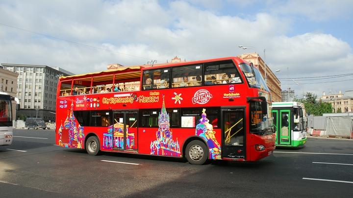 В городах, которые примут ЧМ-2018, вводится ограничение на въезд автобусов