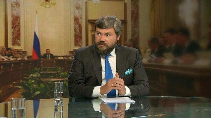 Константин Малофеев объявил 100-дневный мораторий на критику правительства