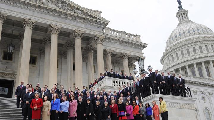 Американский фашист хочет попасть в Конгресс США