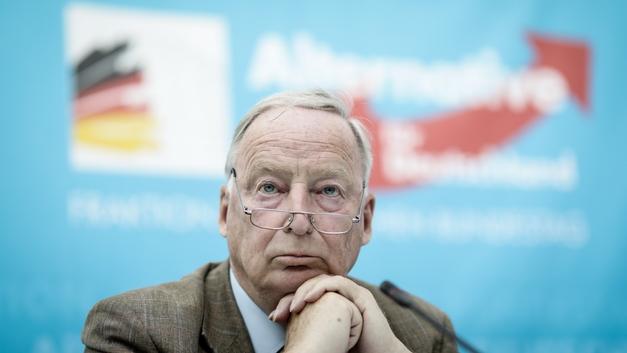 Какое-то темное пятнышко: Немецкий политик призвал забыть о преступлениях нацизма