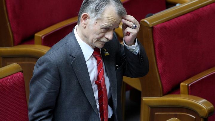 Джемилев похвастал заслугой Украины в засухе в Крыму