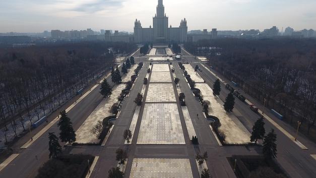 Британцы признали МГУ одним из лучших вузов в мире