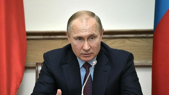 Прямая линия Путина: Ключевые слова об экономике, налогах, пенсионном возрасте и дальнейшем развитии