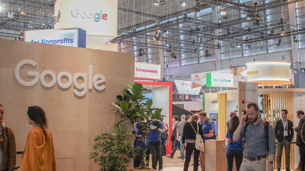 Google светит в Европе штраф в 10 млрд долларов