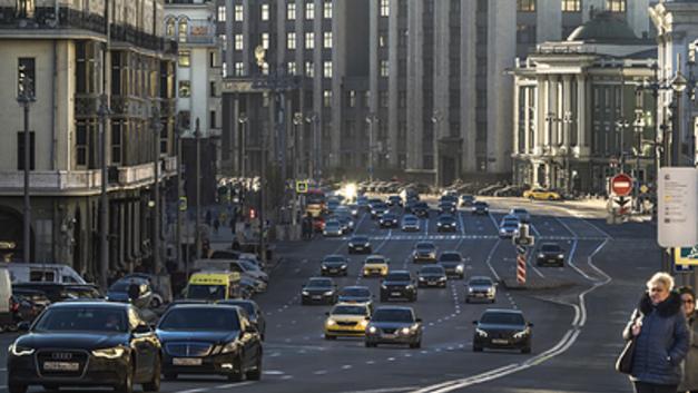 Какие дороги Москвы будут перекрыты в праздники и на ЧМ-2018: Схема движения