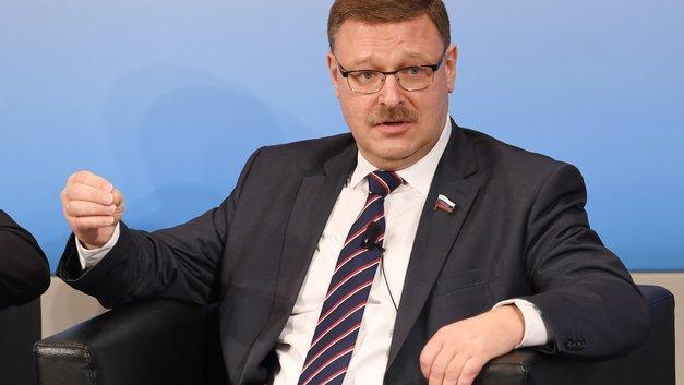 Косачев: Обвинением России в гибели MH17 парламент Нидерландов вмешался в правосудие