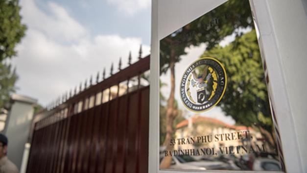 В Пентагоне открестились от ударов по Сирии