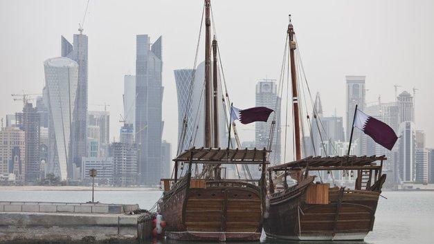 Саудовская Аравия превратит Катар в остров менее чем за год