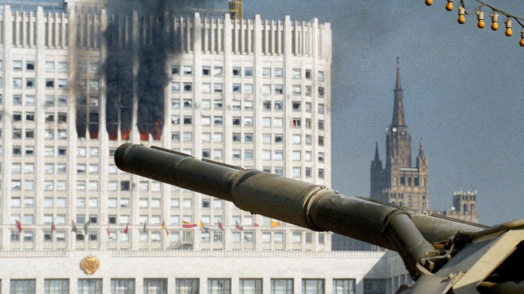 Сергей Шаргунов: Проект компенсации жертвам 1993 года - тест для всех фракций Госдумы