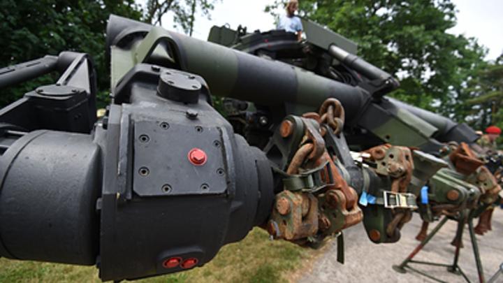 «Як тут стріляти»: Европейский позор украинских танкистов попал на видео