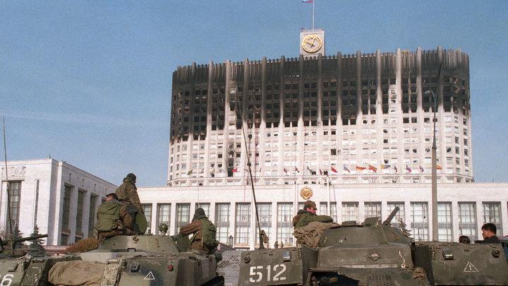 Александр Дугин: 4 октября 1993 года в русской истории зло одержало победу над добром