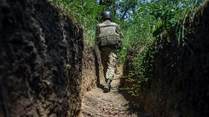 Наступление в ЛНР: ВСУ опять победили украинских домохозяек