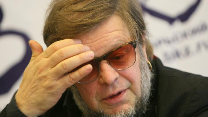 Допелся: В Киеве Гребенщикова обвинили в «рашизме»