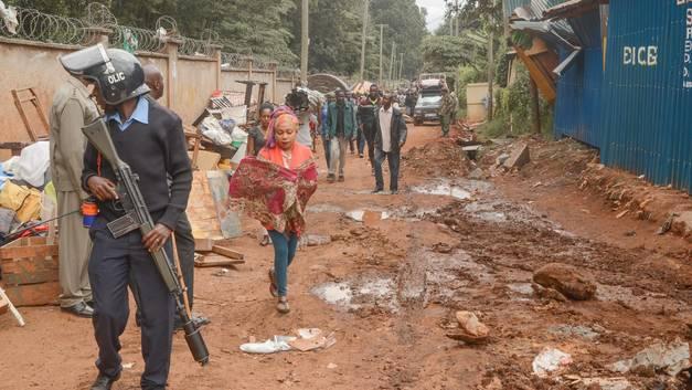 В Кении началась смертельная лихорадка