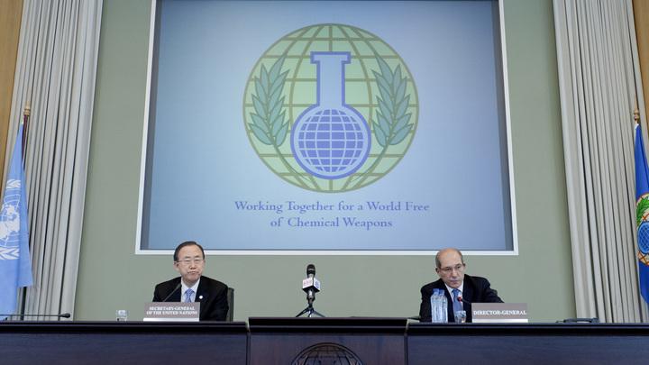 Доклад ОЗХО по Сирии сделан под диктовку экспертов США - МИД