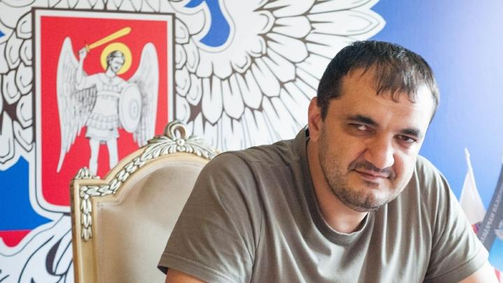 На 40-й день со дня смерти Мамая наградили звездой Героя ДНР