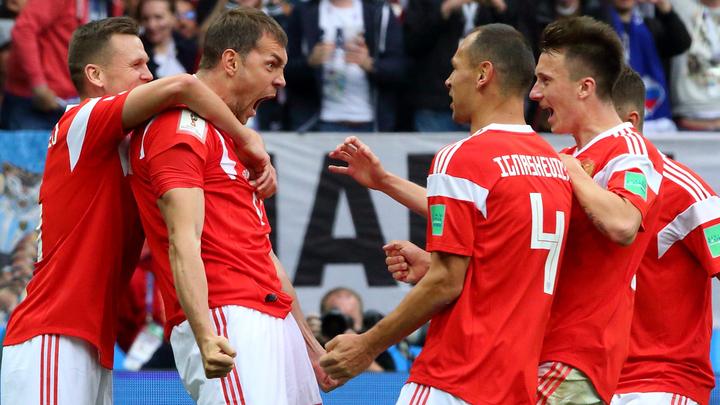 Испанцы назвали  пять главных опасностей, исходящих от сборной России
