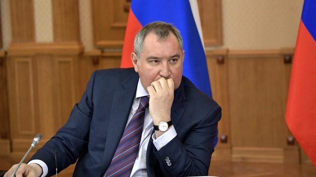 Рогозин: Россия не даст превратить Трампу космос в склад оружия