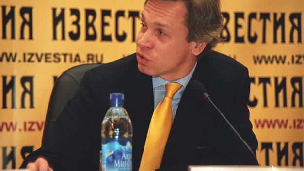 Пушков напомнил Эстонии о ее двузначном месте в мировой политике