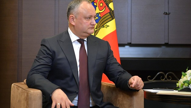 Додон: Запад закрыл глаза на все, что творится в Молдавии