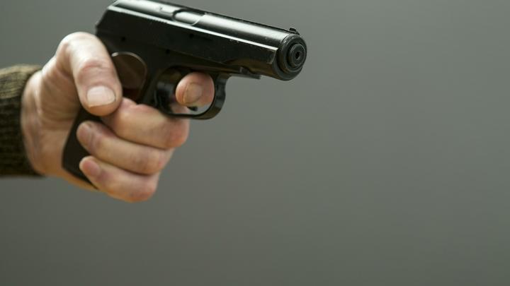 В Запорожье застрелен недостаточно любивший Украину студент