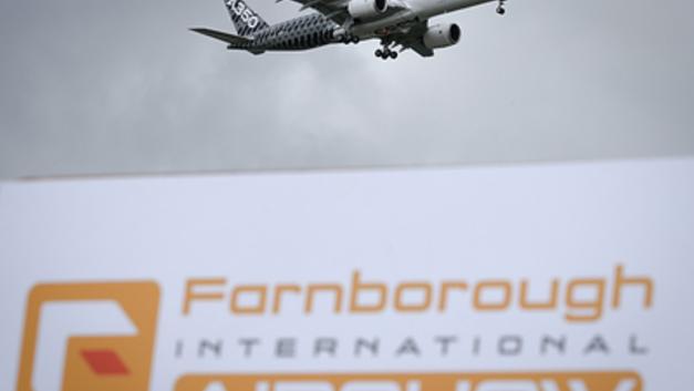 Британцев лишили возможности лицезреть чудеса российской авиации на Фарнборо