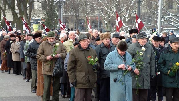 В Эстонии в честь годовщины вывода советских войск будут чествовать карателей СС